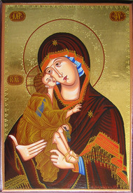 St Mother and Child